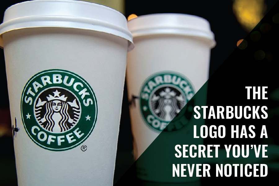The Starbucks Logo Has A Secret You've Never Noticed