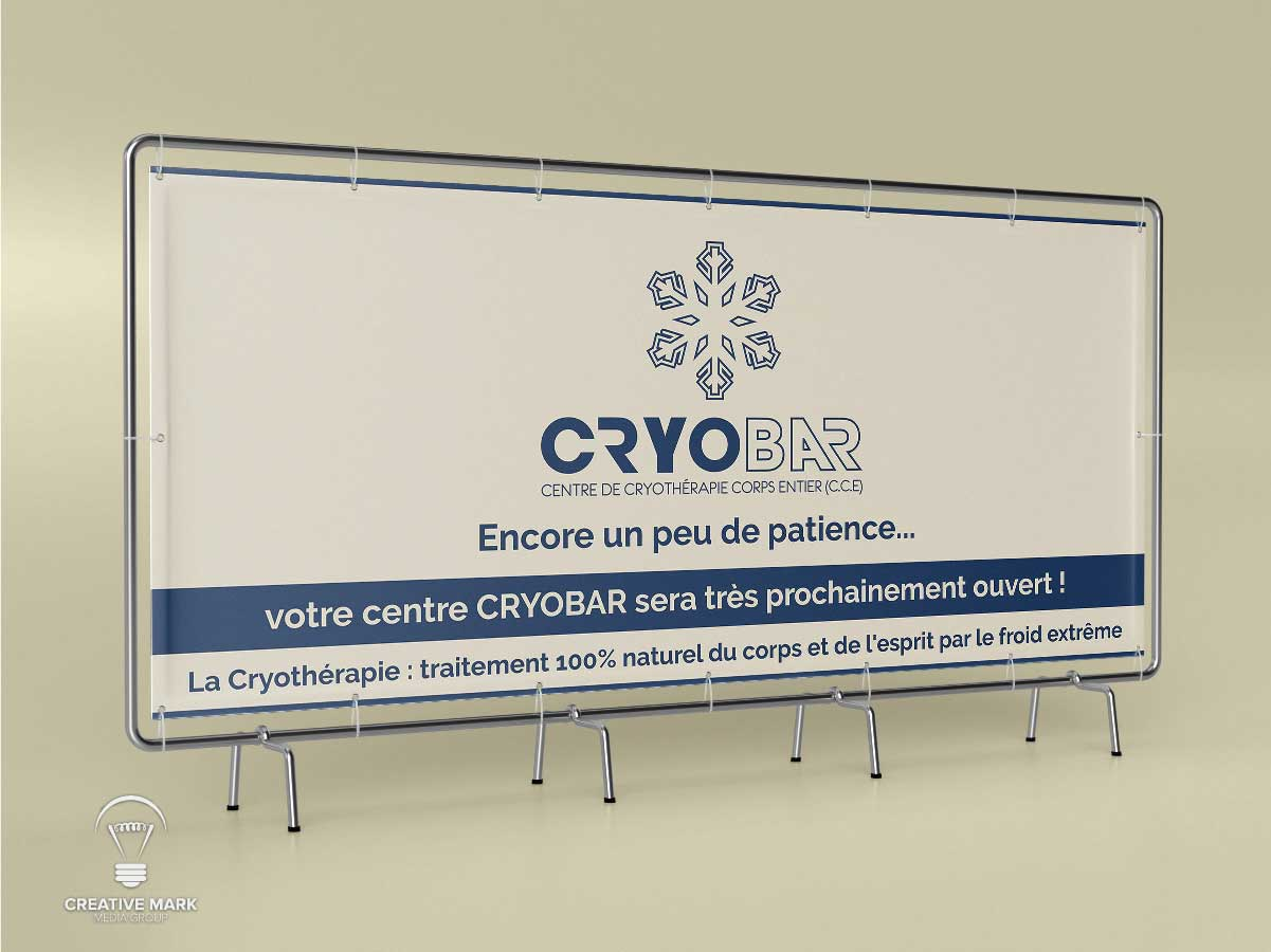 Cryotherapy-Banner
