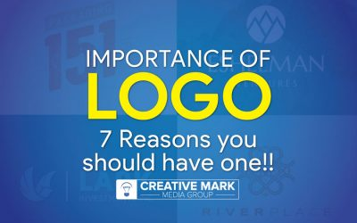 Importance of Logo: 7 Reasons you should have one!!