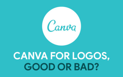 Canva for logos, Good or bad?